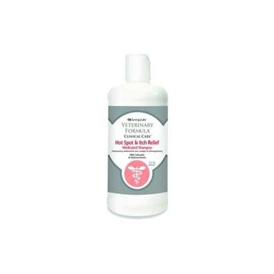 Synergy Labs Vf Clinical Care Hot Spot And Itch Relief Shampoo 17Oz