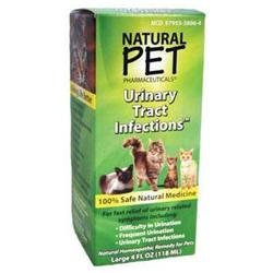 Tomlyn Products Natural Pet Urinary Tract Cat 4Oz