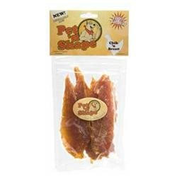 Pet 'n Shape Chik 'n Breast: 4 oz #10104 - Meaty Treats