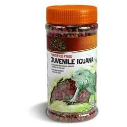 Zilla Juvenile Iguana Food - 6.5 oz