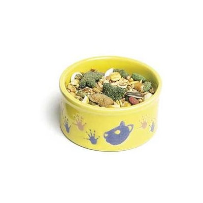 Super Pet Paw Print Crock: Hamster Face