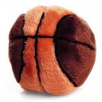Ethical Dog Ethical Pet - Spot Plush Basketball Dog Toy - 4 In