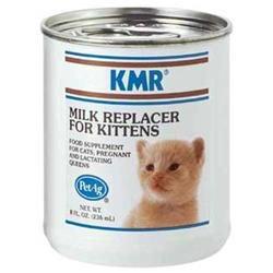 PetAg KMR Liquid Milk Replacer for Kittens: 8 oz