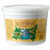Lafeber Company Parakeet Nutri-berries 4 Pounds - 81632