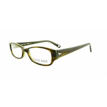 Nine West Eyeglasses NW5009 302 Moss 51 16
