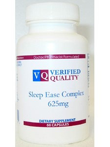 Sleep Ease Complex 250 mg 60 caps by Verified Quality