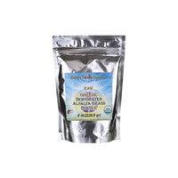 Earth Circle Organics Dehydrated Alfalfa Grass Juice Powder -- 8 oz