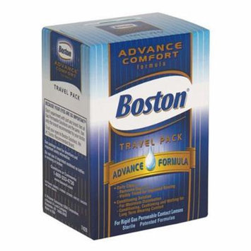 Boston Advance Comfort Formula Travel Pack for Contact Lenses 1 EA (PACK OF 2)
