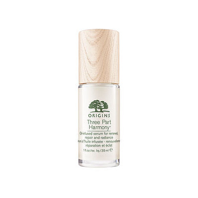 Origins Three Part Harmony™ Oil-infused Serum For Renewal, Repair And Radiance