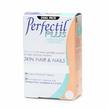 Perfectil Plus with extra skin protection 28 ea