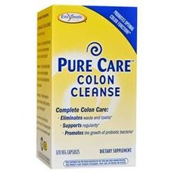 Enzymatic Therapy Pure Care Colon Cleanse - 120 Vegetarian Capsules