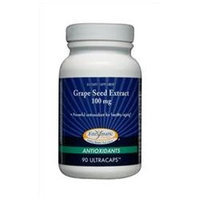 Enzymatic Therapy Grape Seed Extract - 100 mg - 90 UltraCaps