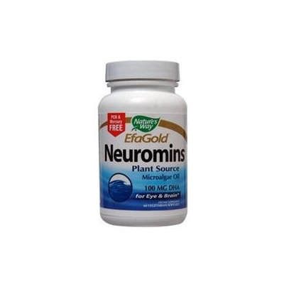 tures Way Neuromins Vegetarian Dha 30 Softgels from Nature's Way