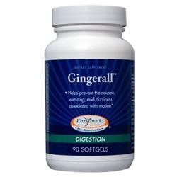 Enzymatic Therapy Gingerall 100 MG - 90 Softgels - Other Herbs