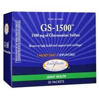 Enzymatic Therapy GS-1500 Unflavored - 30 Packets