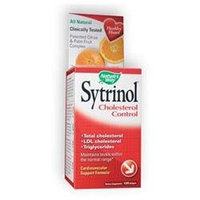 tures Way Sytrinol Cholesterol Control 120 Softgels from Nature's Way