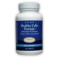 Enzymatic Therapy Healthy Cells Prostate - 60 Tablets