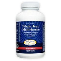 Enzymatic Therapy Whole Heart Multivitamin - 120 Tablets