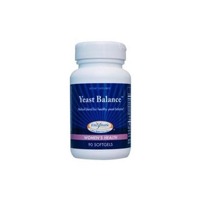 Enzymatic Therapy Yeast Balance - 90 Softgels - Other Homeopathics