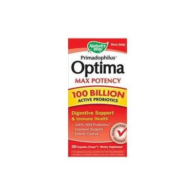 Nature's Way Primadophilus Optima Max Potency 100 Billion