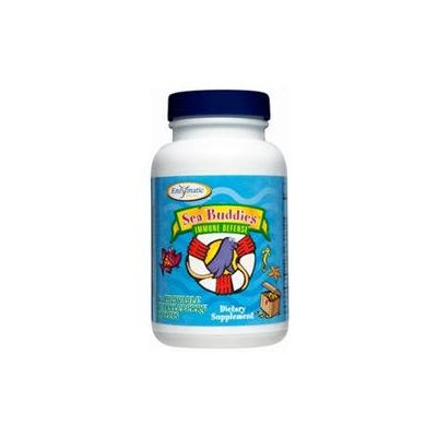 Enzymatic Therapy Sea Buddies Immune Defense Chewables, Sparkleberry