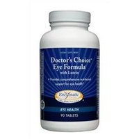 Enzymatic Therapy Doctor's Choice Eye Formula with Lutein, Tablets