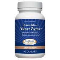 Enzymatic Therapy Derma Klear Akne Zyme - 90 Capsules