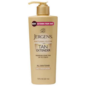 Jergens Natural Glow Tan Extender Daily Moisturizer