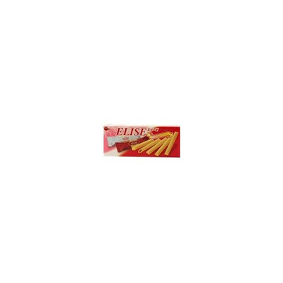 Bourbon Elise Biscuits (White and Choco Cream Filling) - 3.88oz (10 packs)