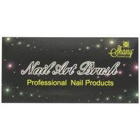 Shany Cosmetics SHANY Acrylic Nail Brush Sets with Pouch, 5 Ounce