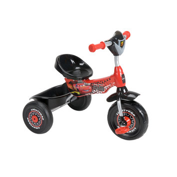 Disney-Pixar Cars Lights & Sounds Disney Pixar Cars Tricycle Red - HUFFY CORP.