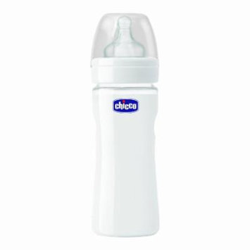 Chicco Baby Bottle Nature Glass 0m+