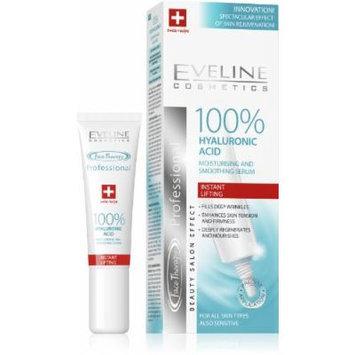 Eveline Cosmetics 100% Hyaluronic Acid Moisturizing and Smoothing Serum