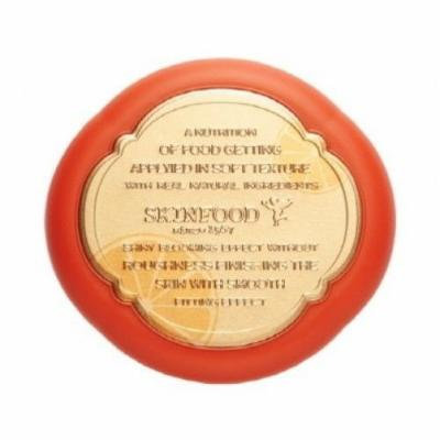 Skinfood Red Orange Sun Pact Spf50 Pa+++, No.1 Clear 9.5g