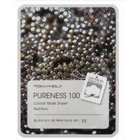 Tonymoly Pureness 100 Caviar, 5 Sheets Package