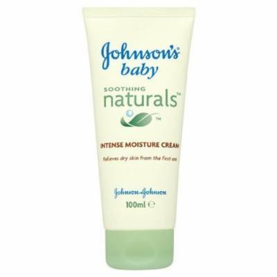 Johnson's® Baby Soothing Naturals Intense Moisture Cream
