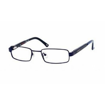 Carrera 7587 Eyeglass Frames CA7587-01P6-4717 - Navy Frame, Lens Diameter 47mm, Distance Between