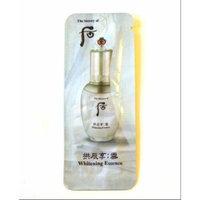 The History of Whoo Gongjinhyang:seol Whitening Essence 1ml X 50pcs(50ml) Gift for Skin Ship Worldwide