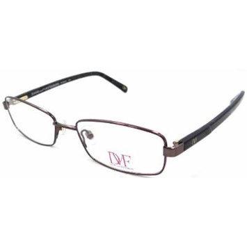 New Dvf Diane Von Furstenberg Rx Eyeglasses Frames Dvf8003 204 51x16 Chocolate