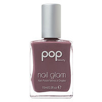 POP Beauty Nail Glam, Mellow Mauve, .5 oz