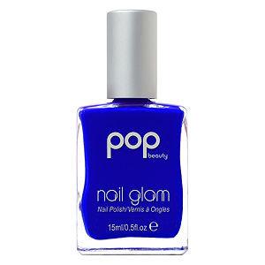 POP Beauty Nail Glam, Cool Cobalt, .5 oz