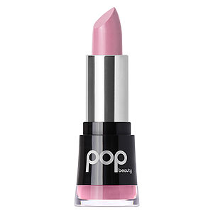 POP Beauty Matte Velvet Lipstix, Satin Rose, 1 ea