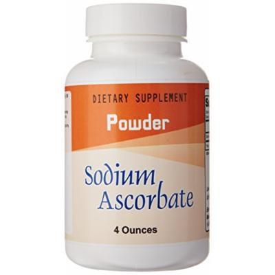 Eden Pond Sodium Ascorbate Supplement, 4 Ounce