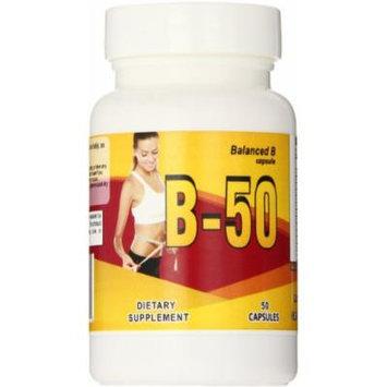 Eden Pond B-50 Extra Potent Supplement, 250 Count