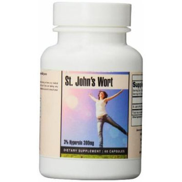 Eden Pond St. John's Wort with Extreme Potency Supplement, 60 Count