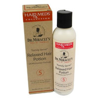 Dr. Miracle's Relaxed Hair Potion Oil Moisturizer