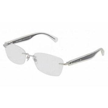 Dolce & Gabbana DG1229 Eyeglasses-061 Silver-53mm