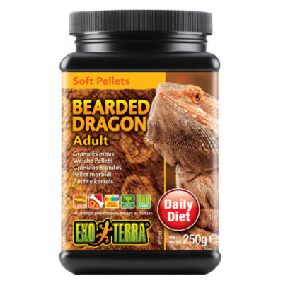 Exo-Terra Exo TerraA Adult Bearded Dragon Food