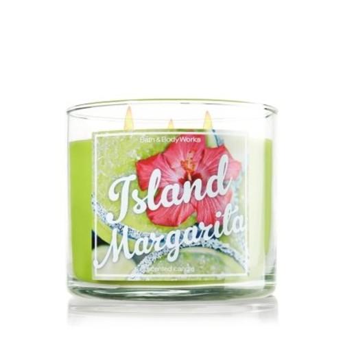Bath & Body Works Island Margarita Scented Candle 14.5 Oz