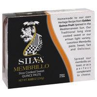 Silva Regal Spanish Membrillo Quince Paste Slow Cooked Sweet 8.82 oz